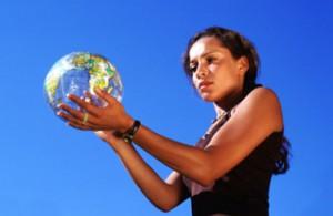 hold-globe