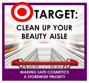Target Clean Up Beauty Aisle