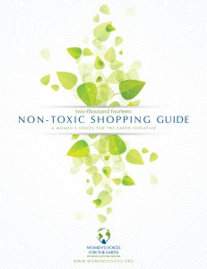 2014 Shopping Guide Cover