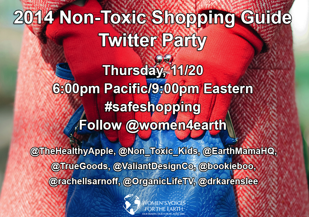 Shopping Guide Twitter Party